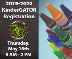 2019-2020 KinderGator Registration